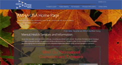 Preview of amha-usa.net