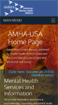 Mobile Preview of amha-usa.net